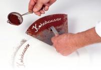 Kohnhauser Schrift-Schablone